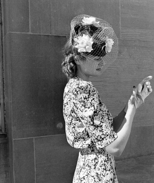 1940's Hat.