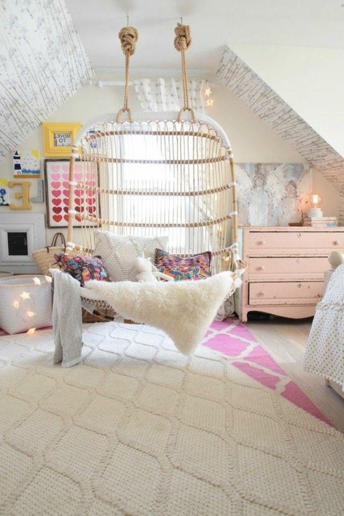 Idées impressionnantes pour une ambiance cocooning. Conseils et astuces comment optimiser l'espace dans votre maison. Lui donner un air frais et confort.