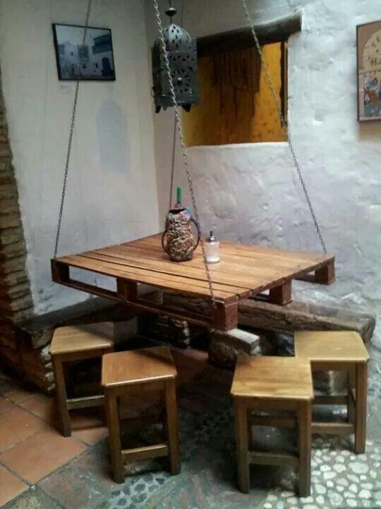 Hermosa mesa ❤❤❤