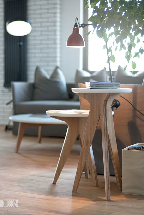 Our design bureau has developed a set of furniture for one of Kiev apartments…