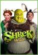 Starring Dean Chisnall as Shrek, Richard Blackwood as Donkey, Neil McDermott as Lord Farquaad and Carley Stenson as Princess Fiona; SHREK THE MUSICAL brings the characters, loved by all ages, to life in a spectacular new production which turns the world of fairytales upside down.  http://www.londontheatredirect.com/musical/844/Shrek-The-Musical-tickets.aspx