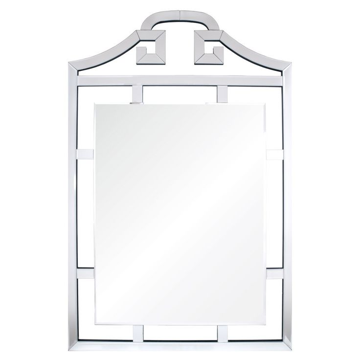 Decorative framed mirror mod glam project pinterest for Mirror 48 x 60