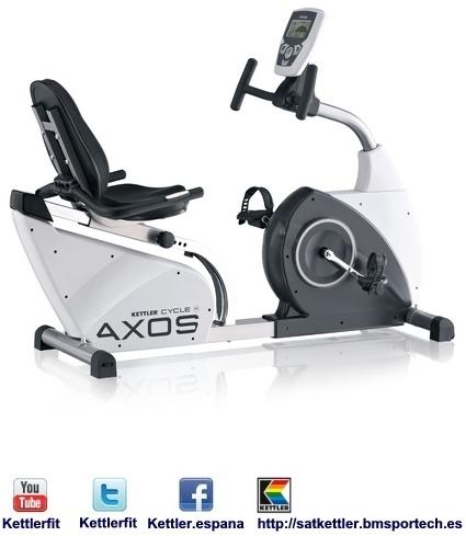 CYCLE R 7986-996 1 - Kettler es una empresa alemana dedicada a la fabricación de máquinas de fitness.  http://satkettler.bmsportech.es