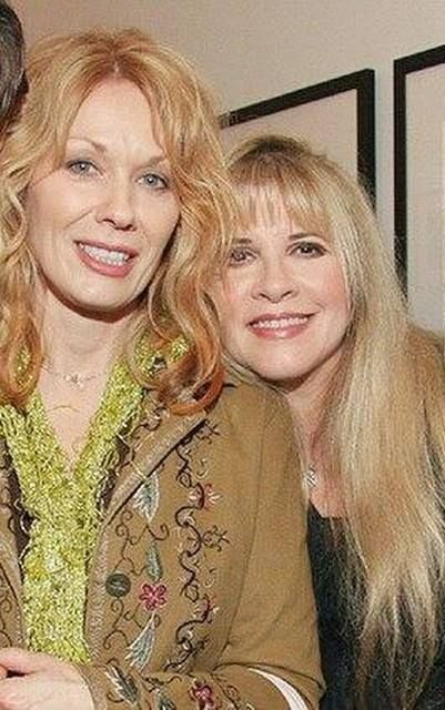 Nancy Wilson of Heart with little Stevie ~ ☆♥❤♥☆ ~