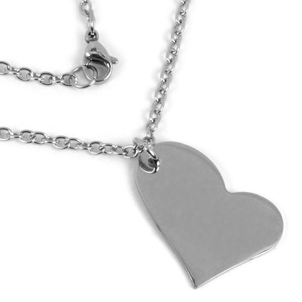 Dámský náhrdelník West Side z chirurgické oceli KMP14441