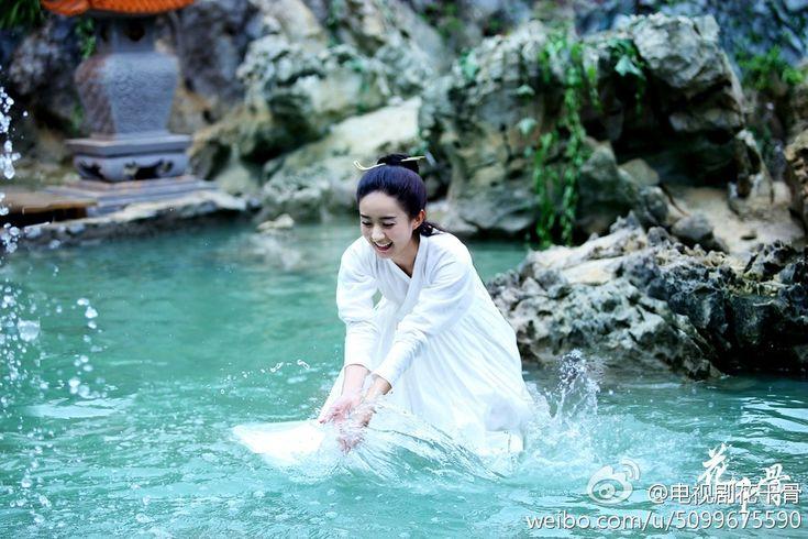 The Journey of Flower 《花千骨》 - Wallace Huo, Zhao Li Ying, Jiang Xin - Page 2