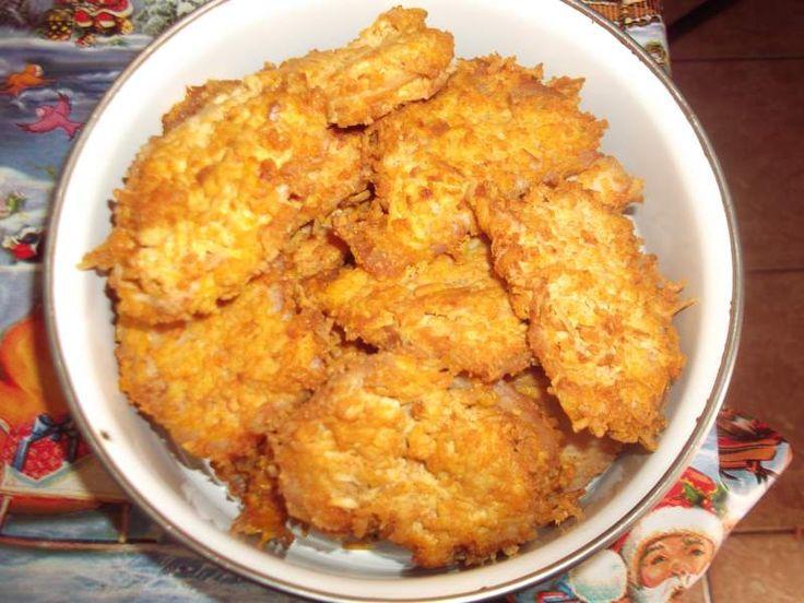 Burgonyás tésztába forgatott rántott hús – finomabbat még nem sütöttél!