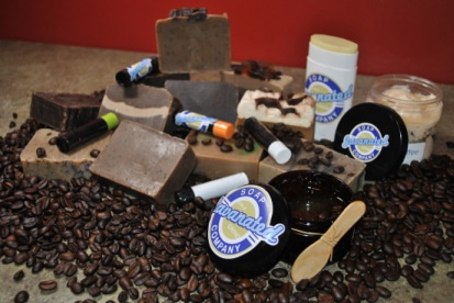 *~Growing Green~*: Monday Feature: Javanated Soap Company