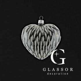 Рождественские украшения - сердце прозрачный декор Нажмите, чтобы посмотреть детали изображения.