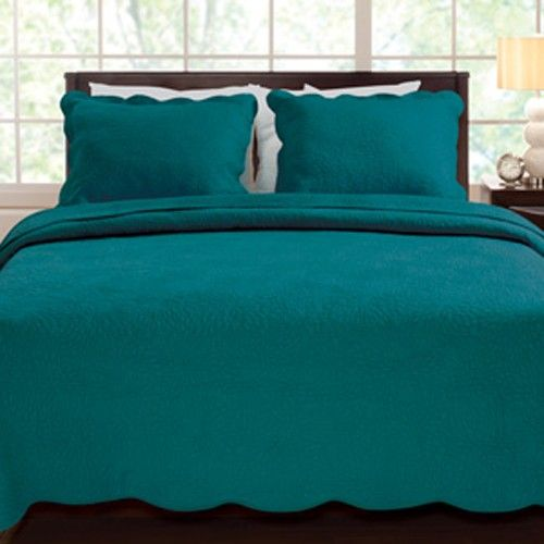 Greenland Home Fashions Serenity Teal Bedding By Greenland Home Bedding, Comforters, Comforter Sets, Duvets, Bedspreads, Quilts, Sheets, Pillows