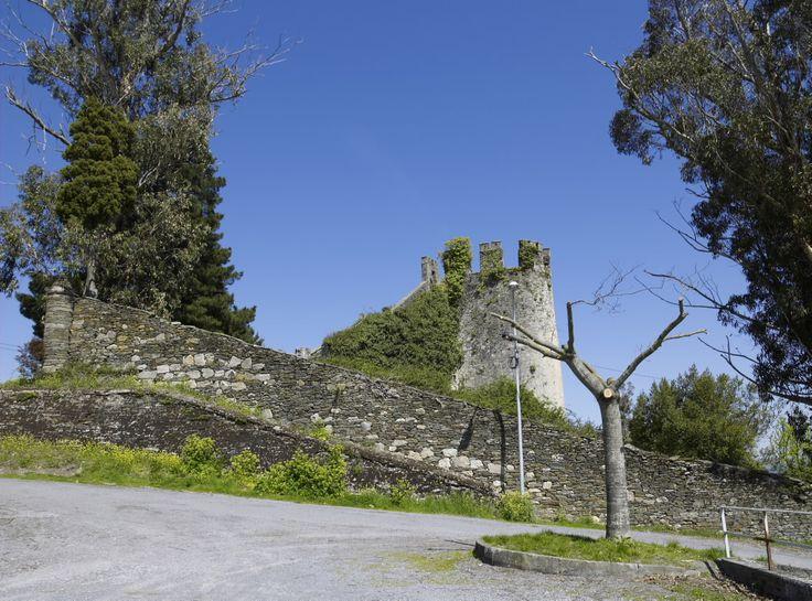 Torre de Sarria, Lugo #Galicia #CaminodeSantiago #LugaresdelCamino