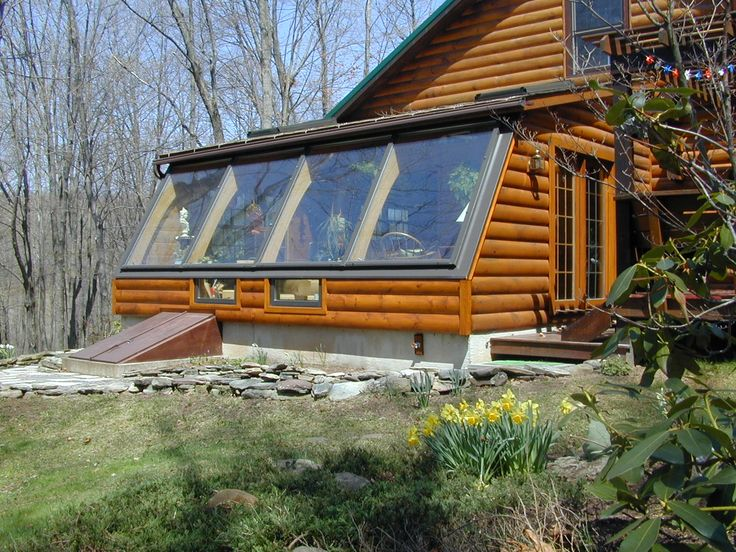 10 best images about solarium on pinterest nashville for Log home sunrooms