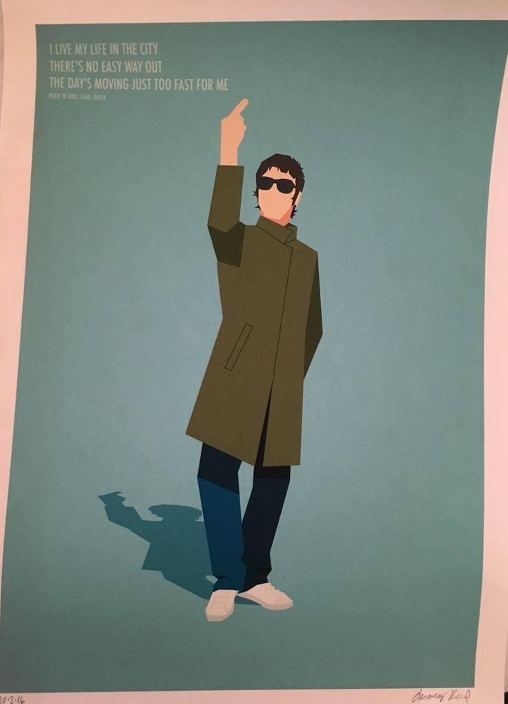 Liam Gallagher!!