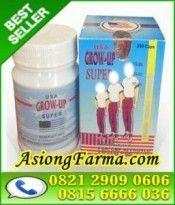 Obat Peninggi Badan Super Herbal | ASIONGFARMA.COM