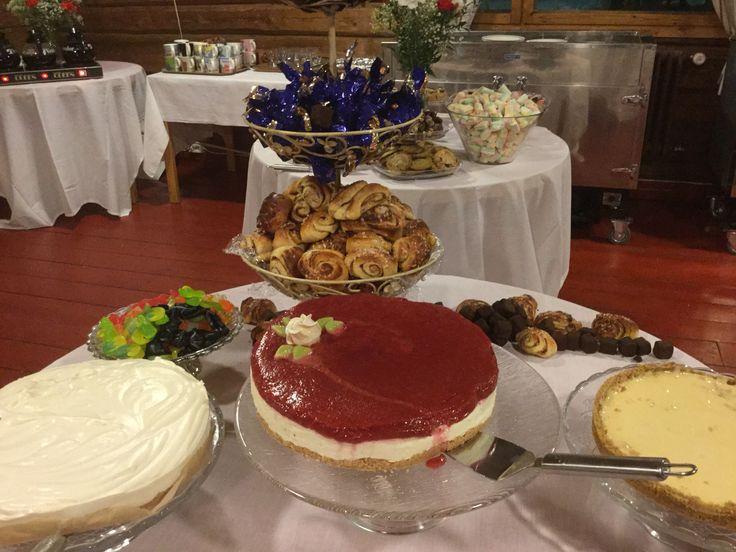 Kakkuhuone odottaa