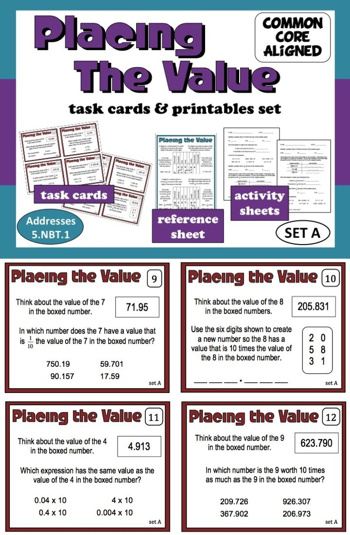 worksheet Place Value Practice 153 best math place value images on pinterest values school and activities