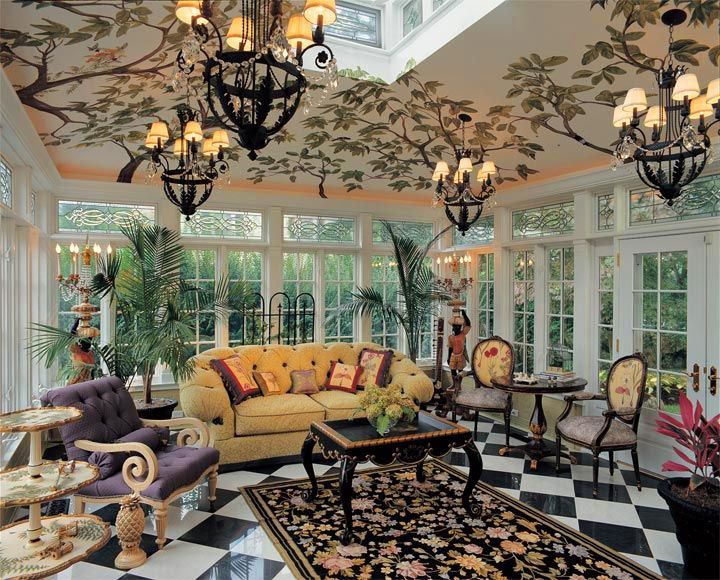 Image Detail for - Conservatory Interior Design | Wickes Conservatories