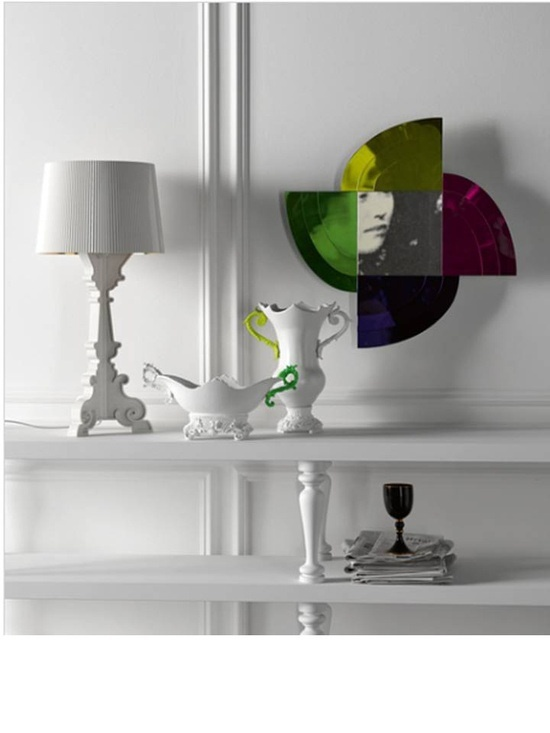 100 ideas to try about kartell lighting lamps child for Ferruccio laviani bourgie lamp