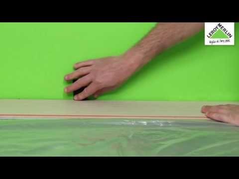 Come posare un pavimento laminato - tutorial Leroy Merlin - YouTube