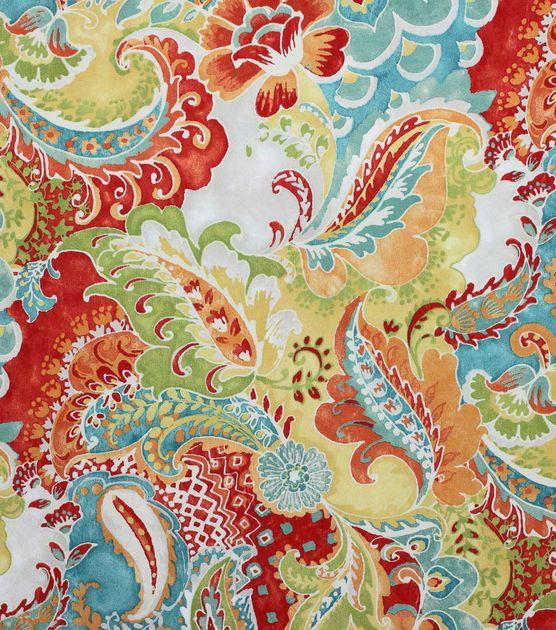 Solarium Outdoor Fabric-Thai Calypso