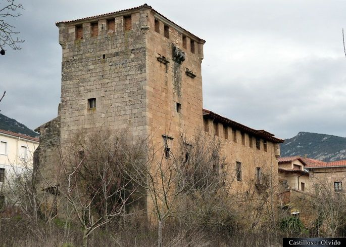 Casa fuerte de Quecedo  La Casa fuerte de los Huidobro Incinillas se encuentra…