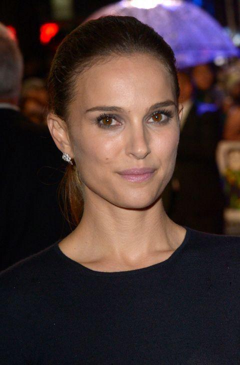 Los rostros famosos más bellos, según la ciencia - Los ojos almendrados, las cejas arqueadas o el...