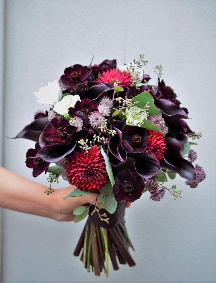 Wedding bouquets / Karolina