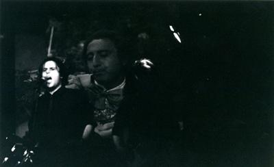 Paddy Finney and Gene Wilder