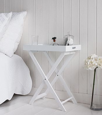 A great idea for a bedside table