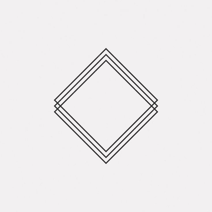 "dailyminimal: "" #FE16-477 A new geometric design every day """