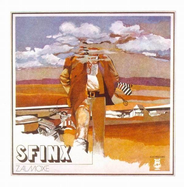 Prog Rock Little Place: Calatorul prin Nouri (Sfinx, 1978)