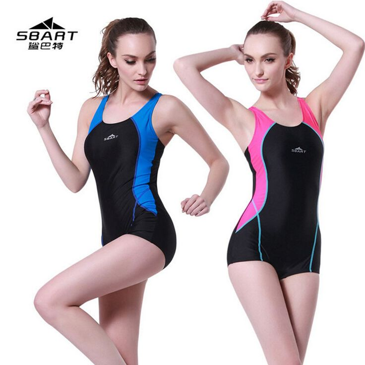 2015 Hot One-piece Arena Swimming Suit swimsuit Female Backless Chest Pad Lycra Sexy Ironman Triathlon Swimsuits Free Shipping