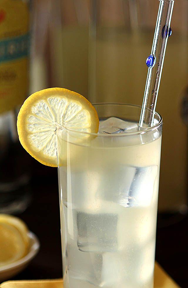 Italian Lemonade with Vodka, Gin and Orange Liqueur   Creative Culinary