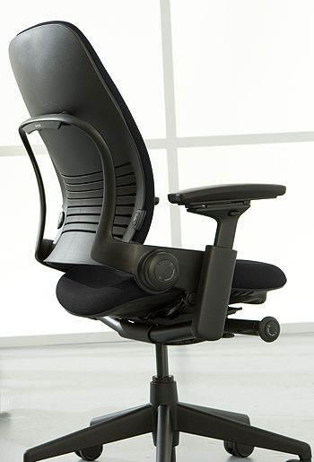 Steelcase leap chair adopted office nyc shopping pinterest - Steelcase leap ergonomic office chair ...