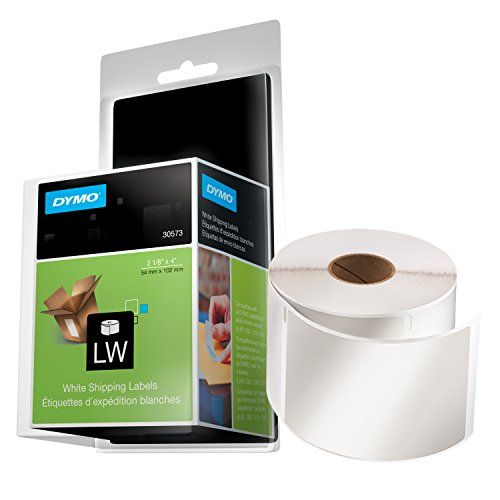 DYMO White Shipping Labels (30573)