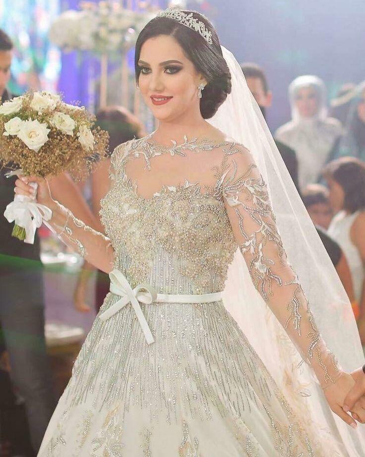 23 Best Persian, Israel, Lebanese & Indian Wedding Dresses