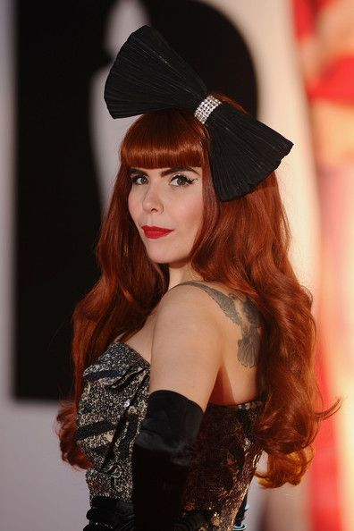Paloma... More Hair & Fascinatia!!