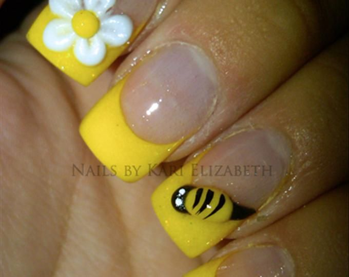 25 gorgeous bumble bee nails ideas on pinterest pencil nails 25 gorgeous bumble bee nails ideas on pinterest pencil nails yellow nail polish and yellow nail prinsesfo Choice Image