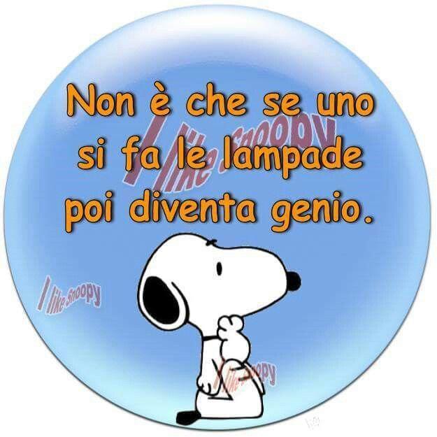 Risultati Immagini Per Frasi Di Snoopy Sulla Vita Pensieri
