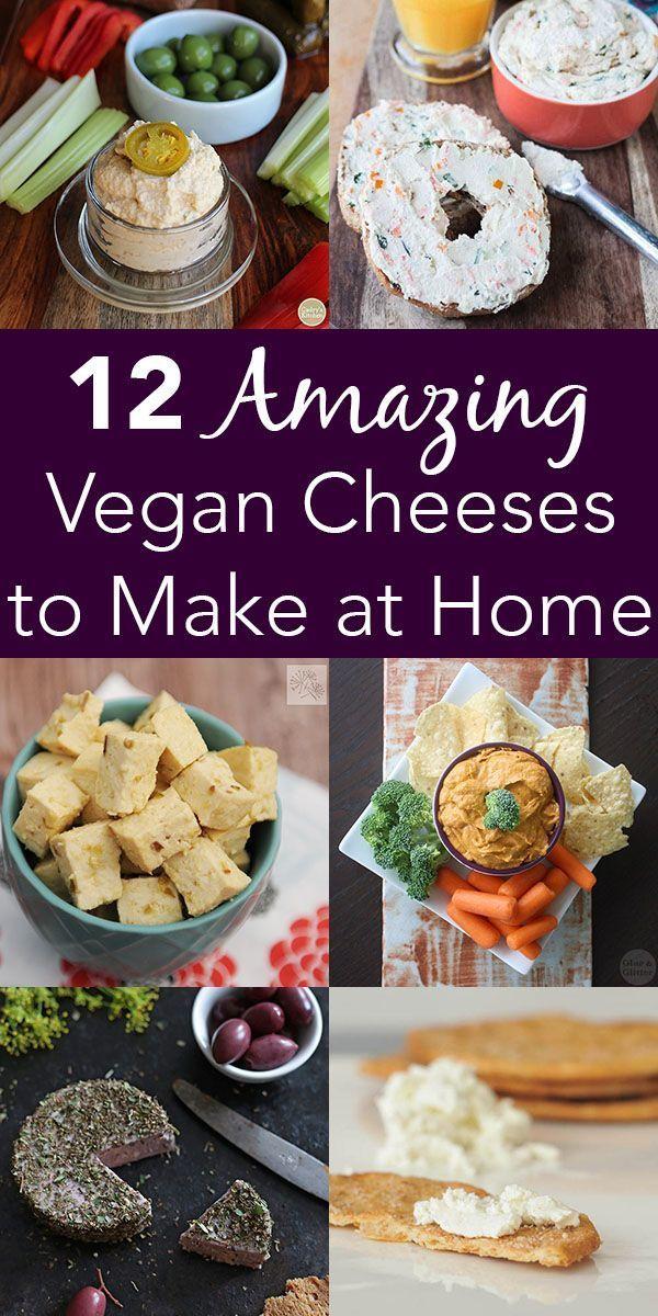 You Can Make Vegan Cheese At Home Vegan Cheese Recipes Vegan Cheese Easy Vegan Cheese Recipe