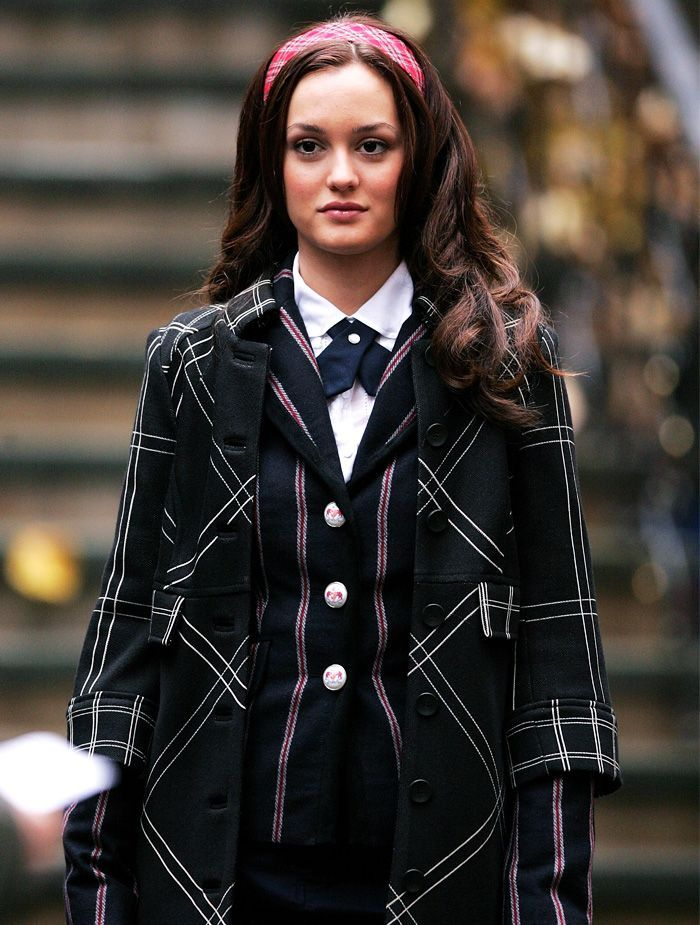 When it comes to on-screen style, you can't beat Blair Waldorf's perfectly preppy wardrobe. Click here to see seven items she'd definitely wear in 2017.