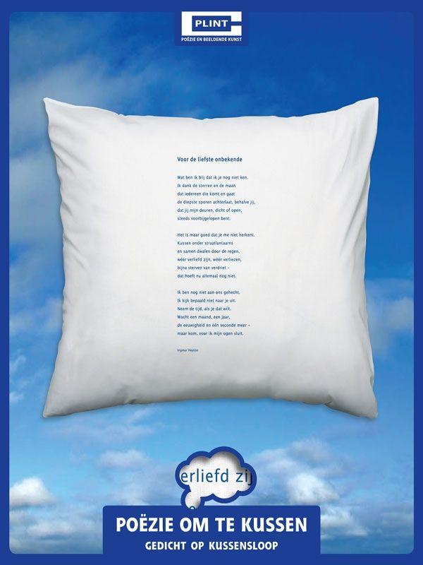 In bed - Poëzie om te kussen - Voor de liefste onbekende - Plint