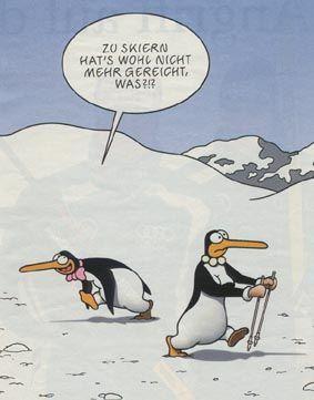 Humor, Nordic Walking