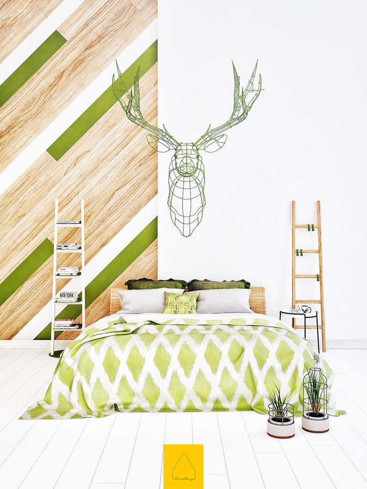 """Check out this @Behance project: """"Bedroom - No.3"""" https://www.behance.net/gallery/35603211/Bedroom-No3"""