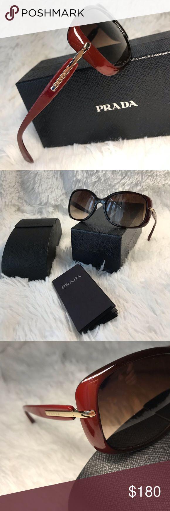 Prada-Sonnenbrille Absolut wunderschöne Prada-Sonnenbrille Brandneues Prada-Zubehör …