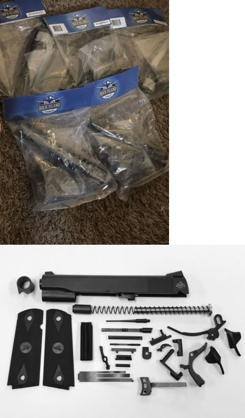 Pistol 73944: Rock Island Armory 1911 5? Full Size Tactical Builder'S Kit .45 Acp Ria Parts -> BUY IT NOW ONLY: $310 on eBay!