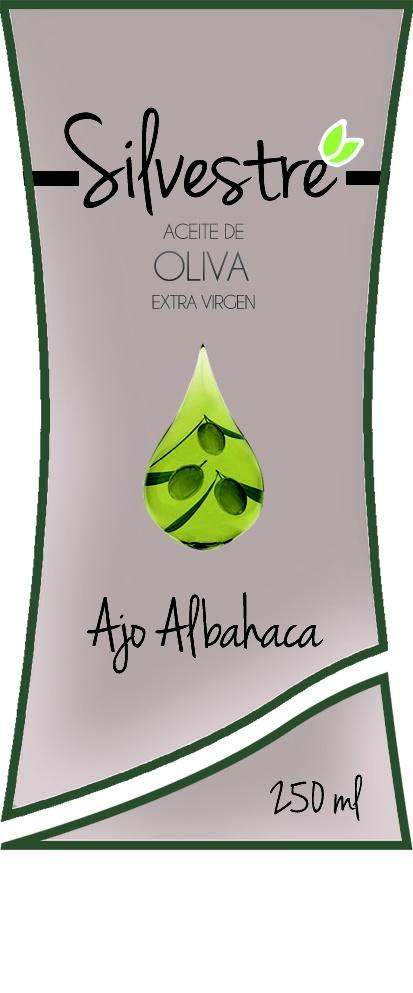 Aceite de oliva sabor, Ajo y Albahaca, exquisita consistencia, utilizado muy comúnmente para saborizar ensaladas de tomate y cebolla. Disponible en 500 y 250 ml.
