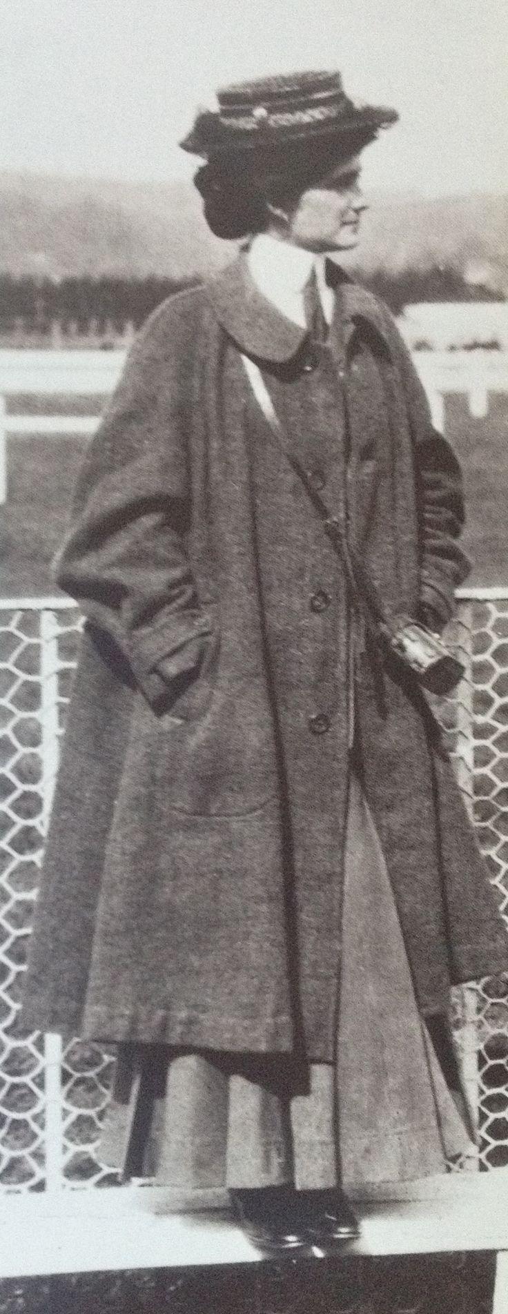 Madame Chanel, 1910.