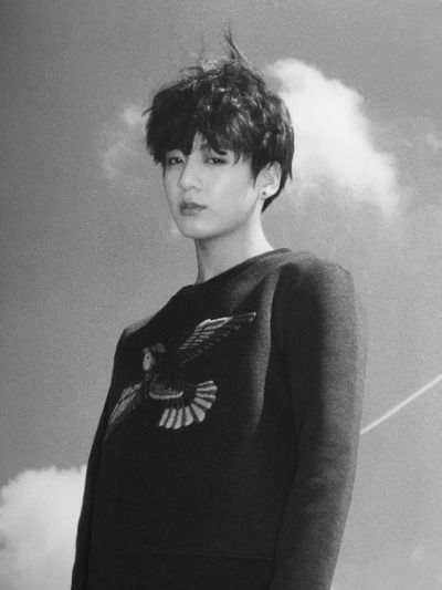 Jeon Jungkook (Forever Young shoot)
