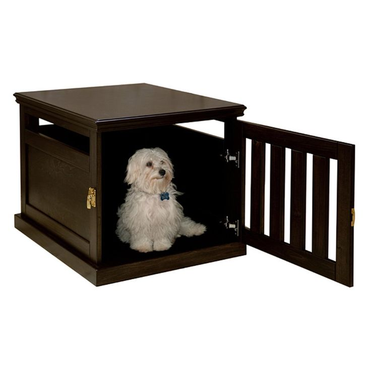 designer dog crate furniture ruffhaus luxury wooden fancy espresso furniturestyle dog crate insiders special review you cant miss 23 best pets ideas needs and storage images on pinterest doggies